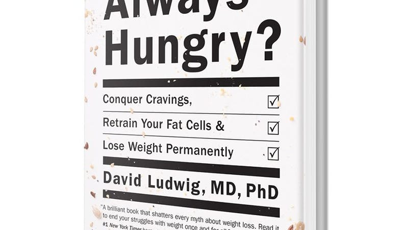 Always Hungry? Here's the Book for You