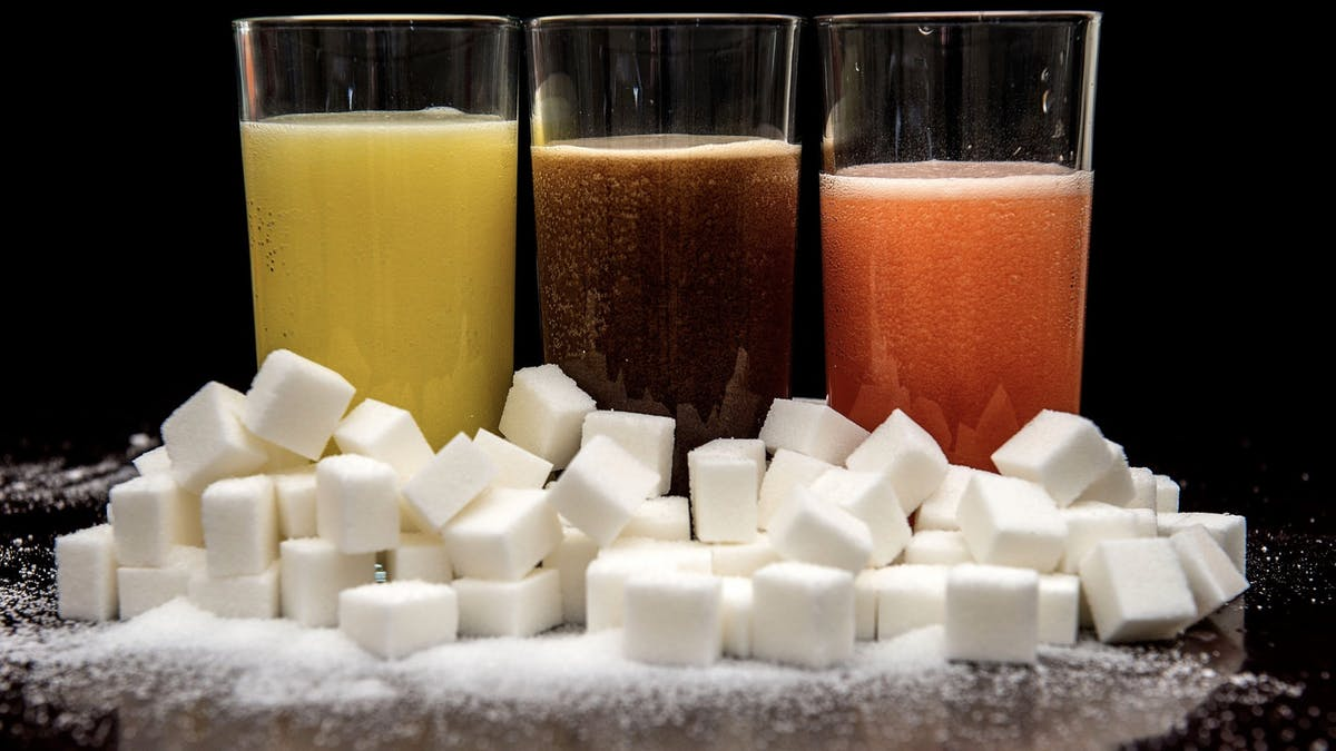 "Children aged four to 10 ""Have equivalent of 5,500 sugar cubes a year"""