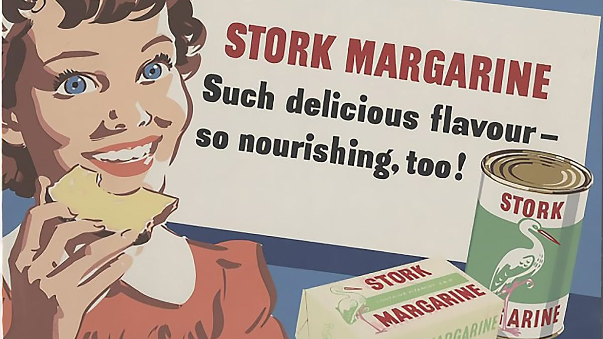 """The Great Butter Revival Is Killing Margarine"""