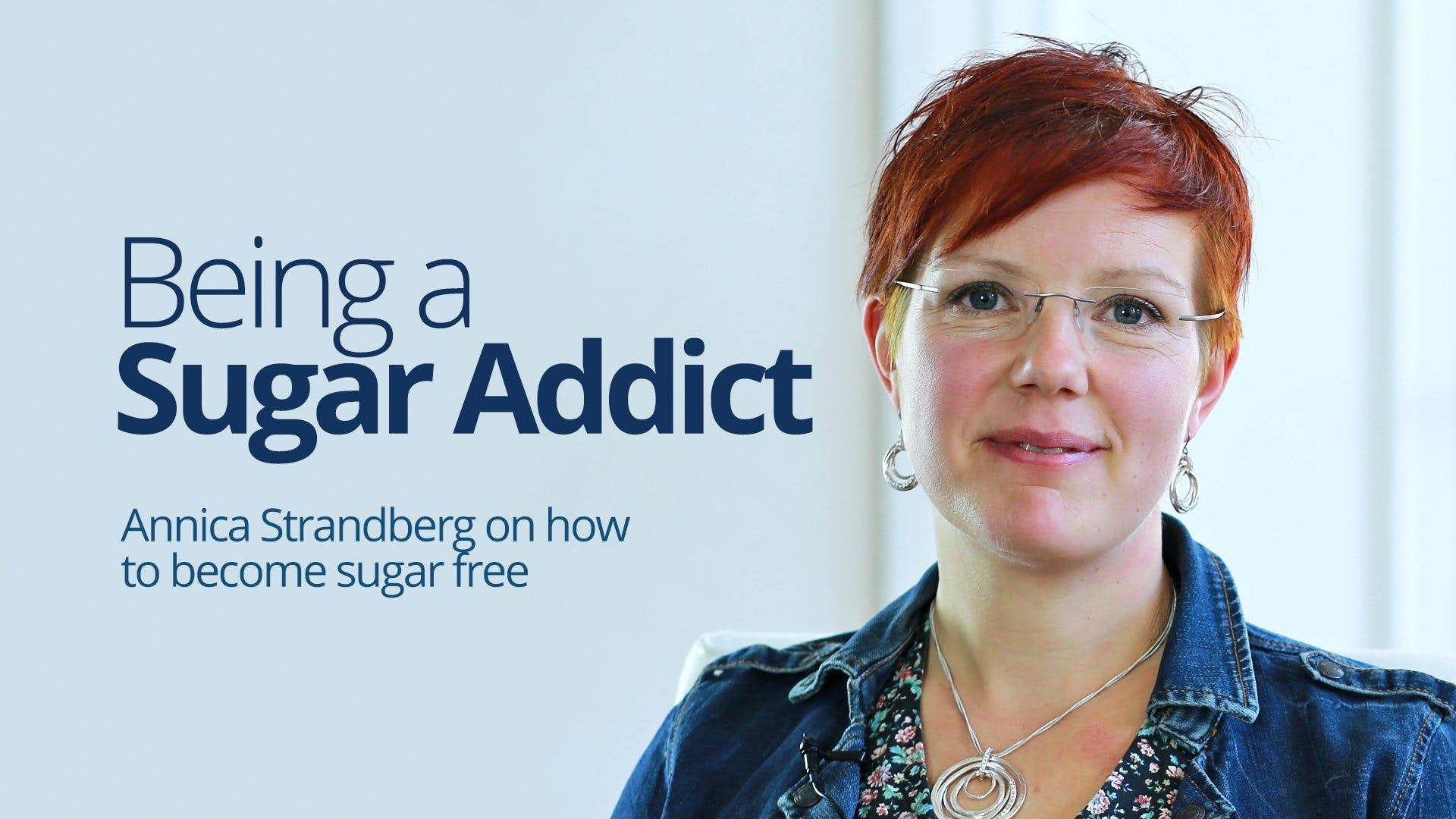 Being a Sugar Addict – Interview with Annica Strandberg