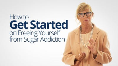 How to get started on freeing yourself from sugar addiction