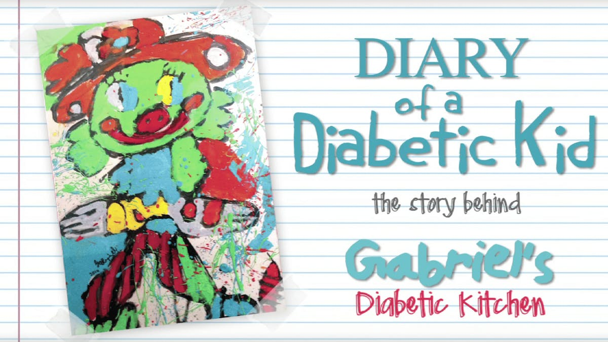 Diary of a diabetic kid