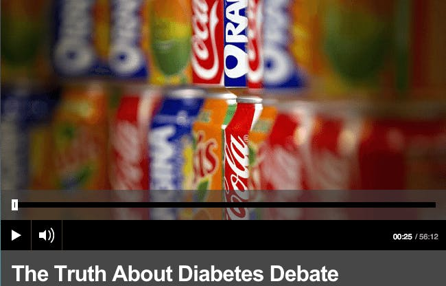 BBC: The Truth About Diabetes Debate