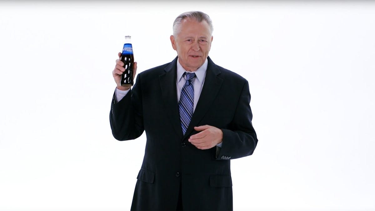 If soda commercials were honest