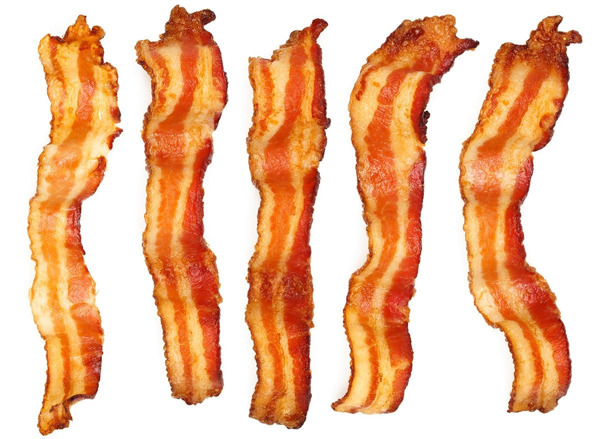 What happens if you eat nothing but bacon for 30 days straight?