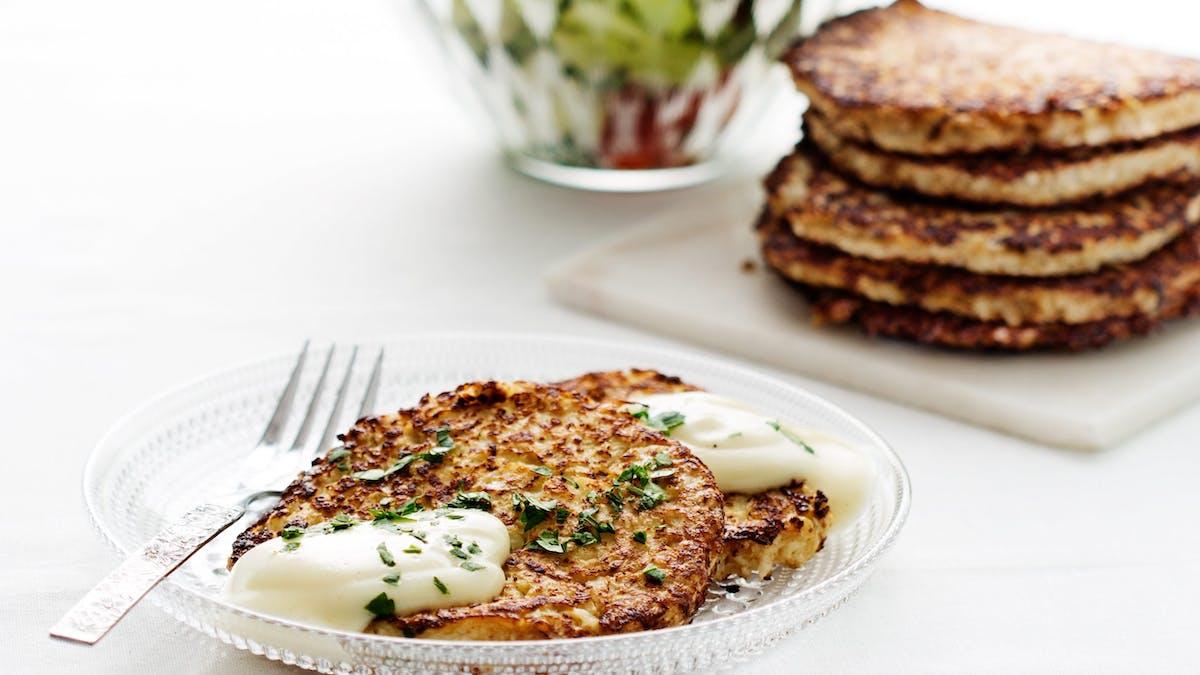 This week's meal plan: Rickard's vegetarian week