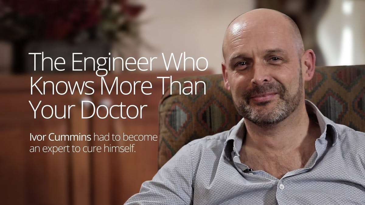 The engineer who knows more than your doctor