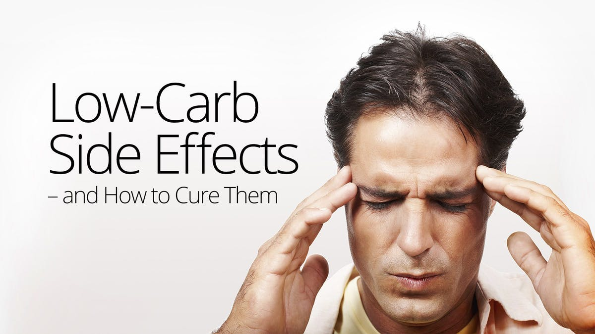 Low-Carb Side Effects – and How to Cure Them