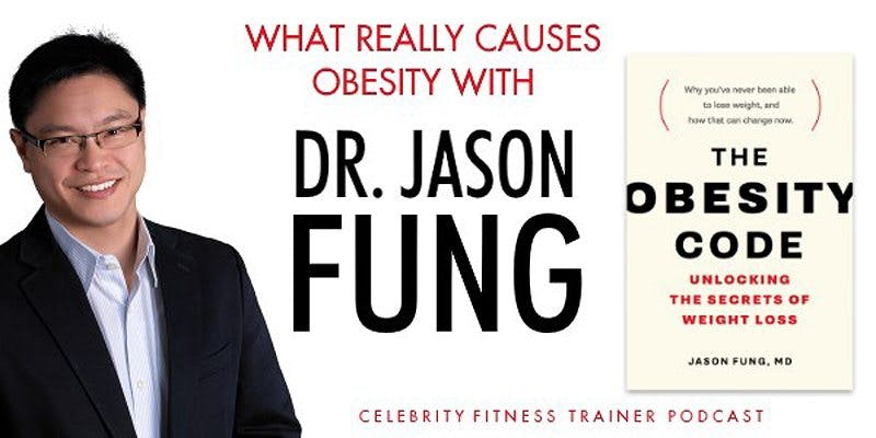 Image result for dr jason fung obesity code