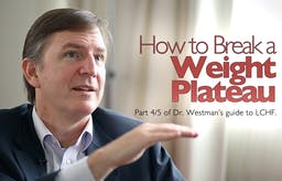 How to break a weight loss plateau