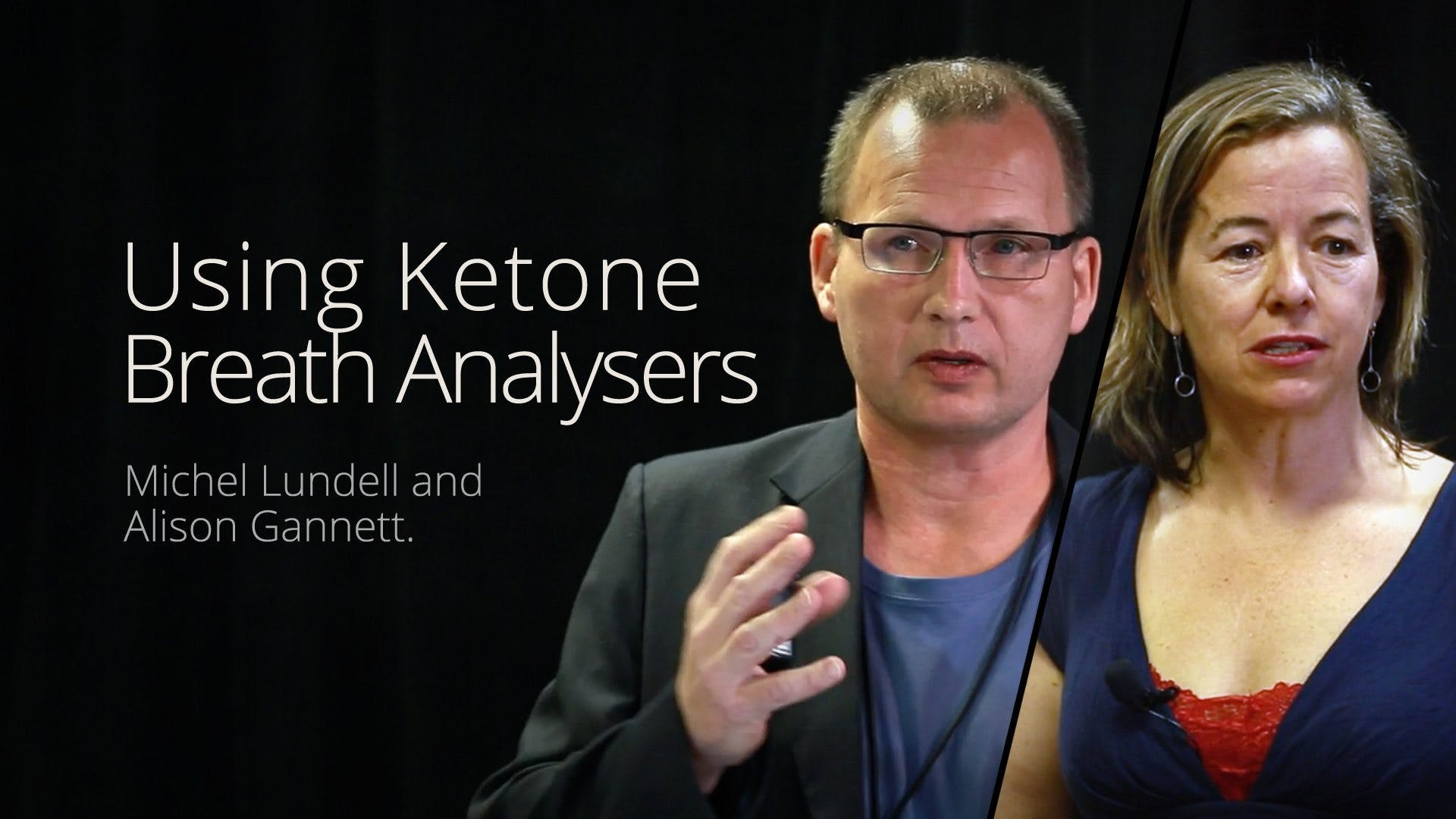 Using Ketone Breath Analysers – Michel Lundell and Alison Gannett