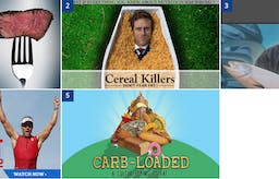 The top 5 low-carb movies