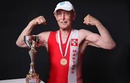 The secret diet of the fittest senior citizen on the planet