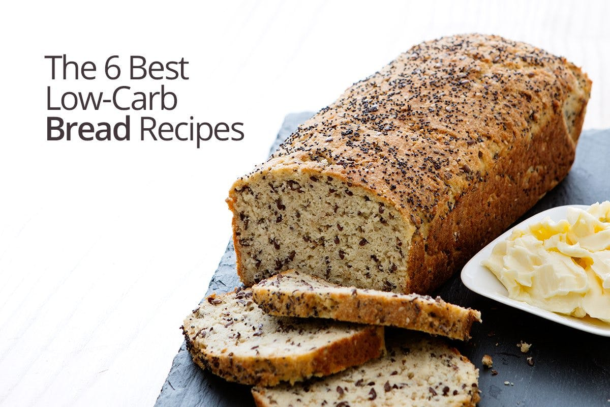 The top 6 low-carb bread recipes