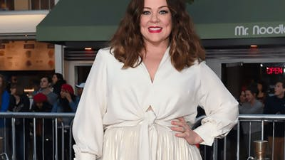 Melissa McCarthy loses 75 pounds on low carb