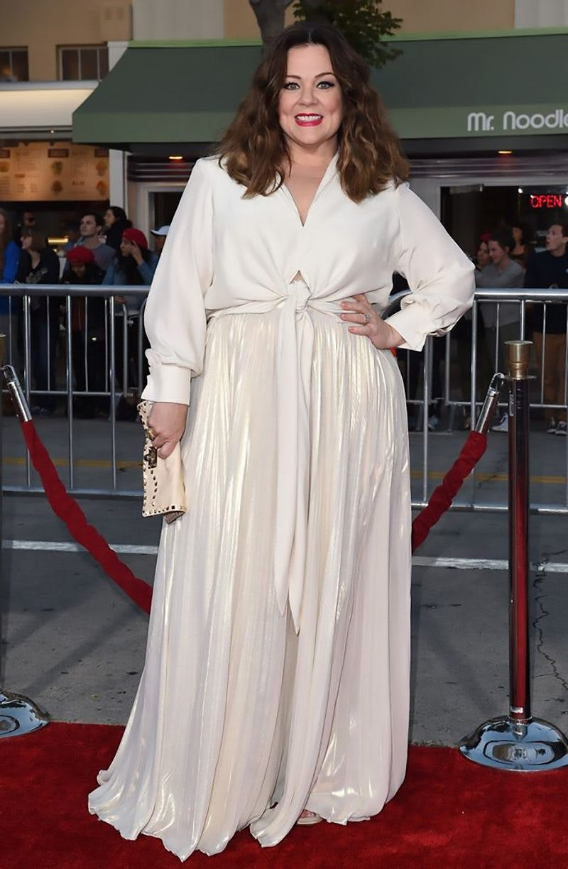 Melissa McCarthy Loses 75 Pounds on Low Carb - Diet Doctor