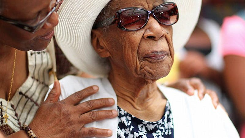 Guess what the world's oldest woman had for breakfast every morning?