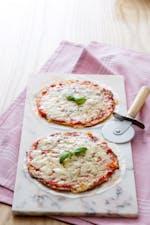 低碳乳饼披萨