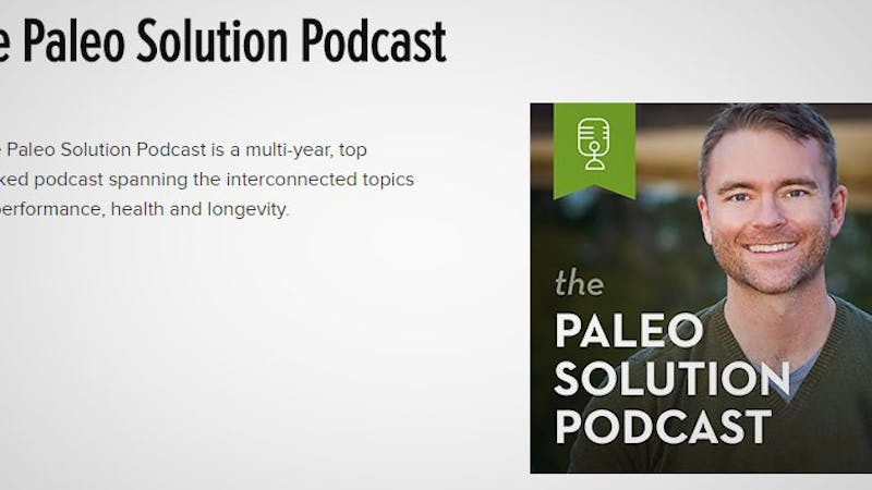Dr. Jason Fung on Robb Wolf's Paleo Solution podcast