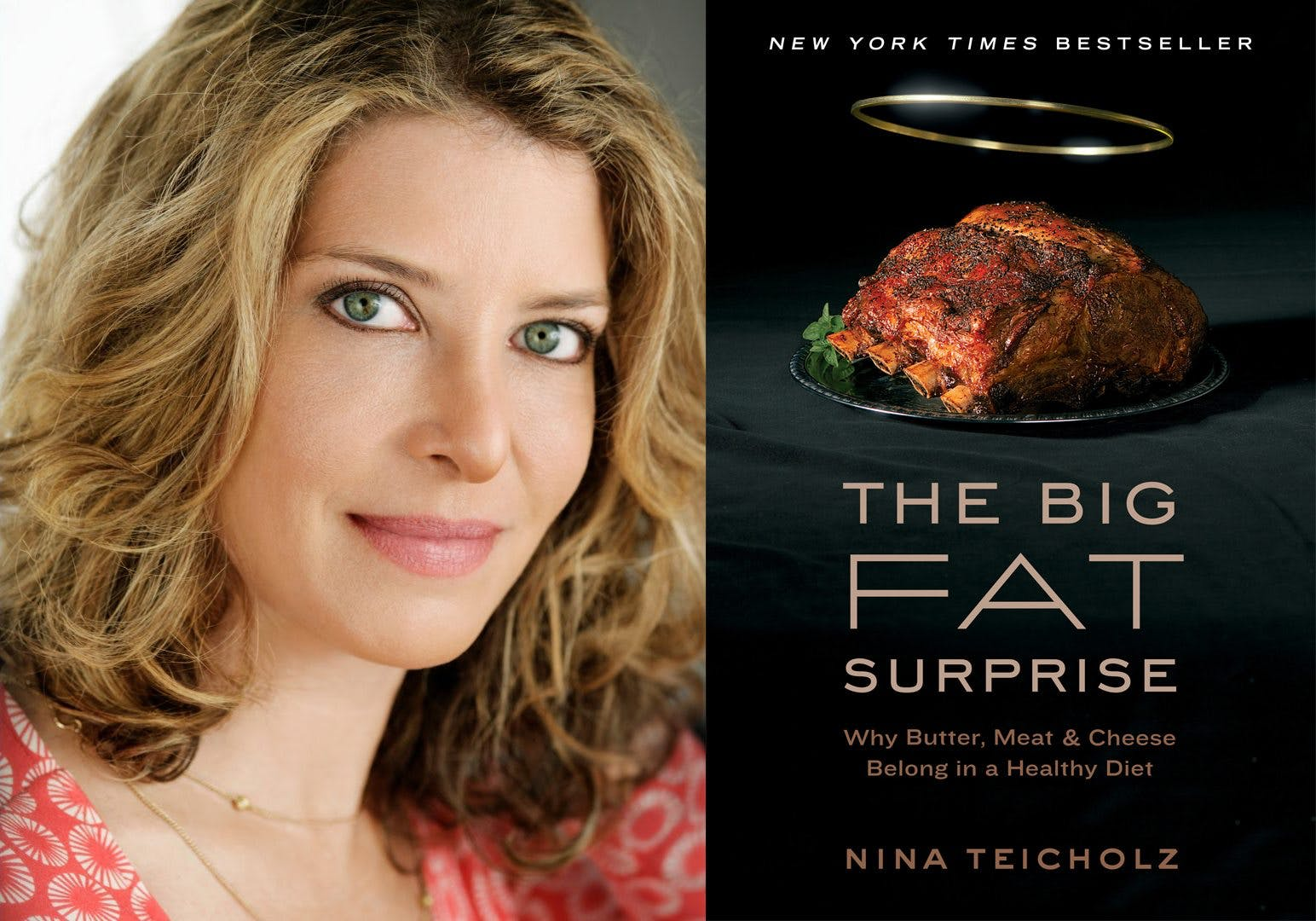 "Nina Teicholz's Best-Seller ""The Big Fat Surprise"": How the Low-Fat Diet Was Introduced to America"