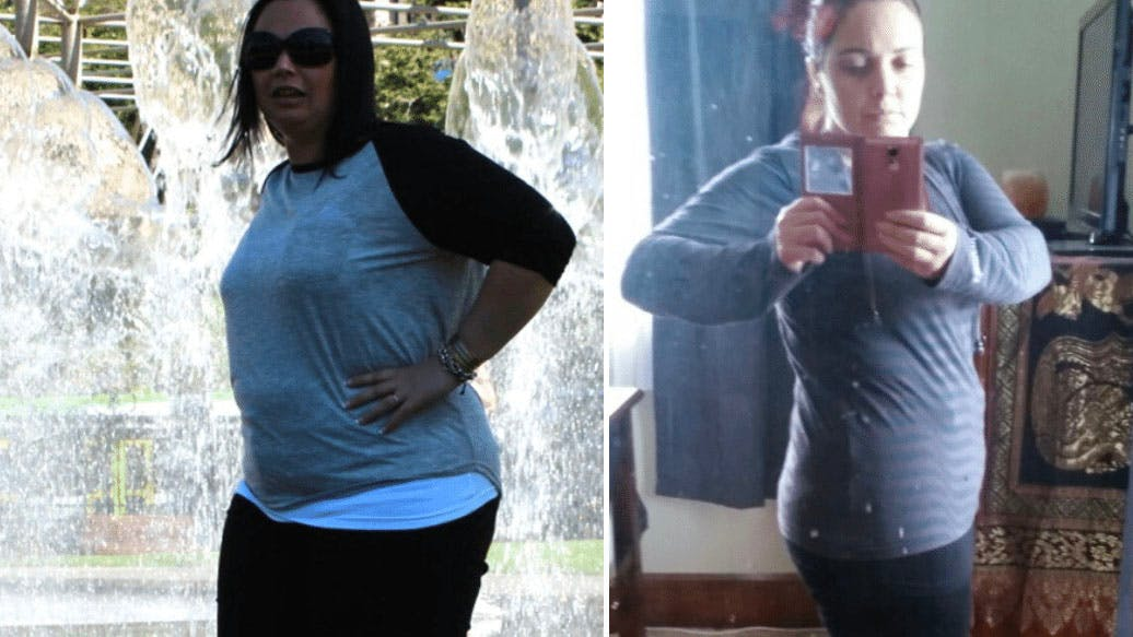 """""""I feel the happiest, the healthiest and the most confident I have ever felt in my life!"""""""