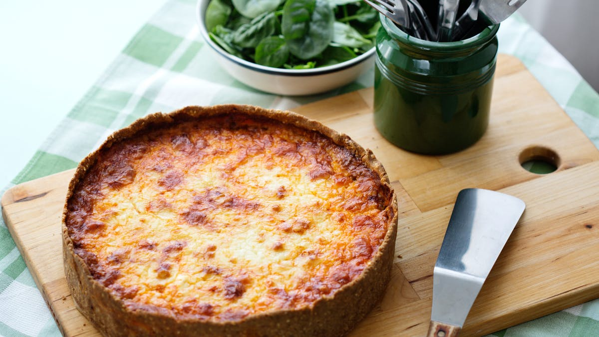 #4 top recipe of 2018: Keto meat pie