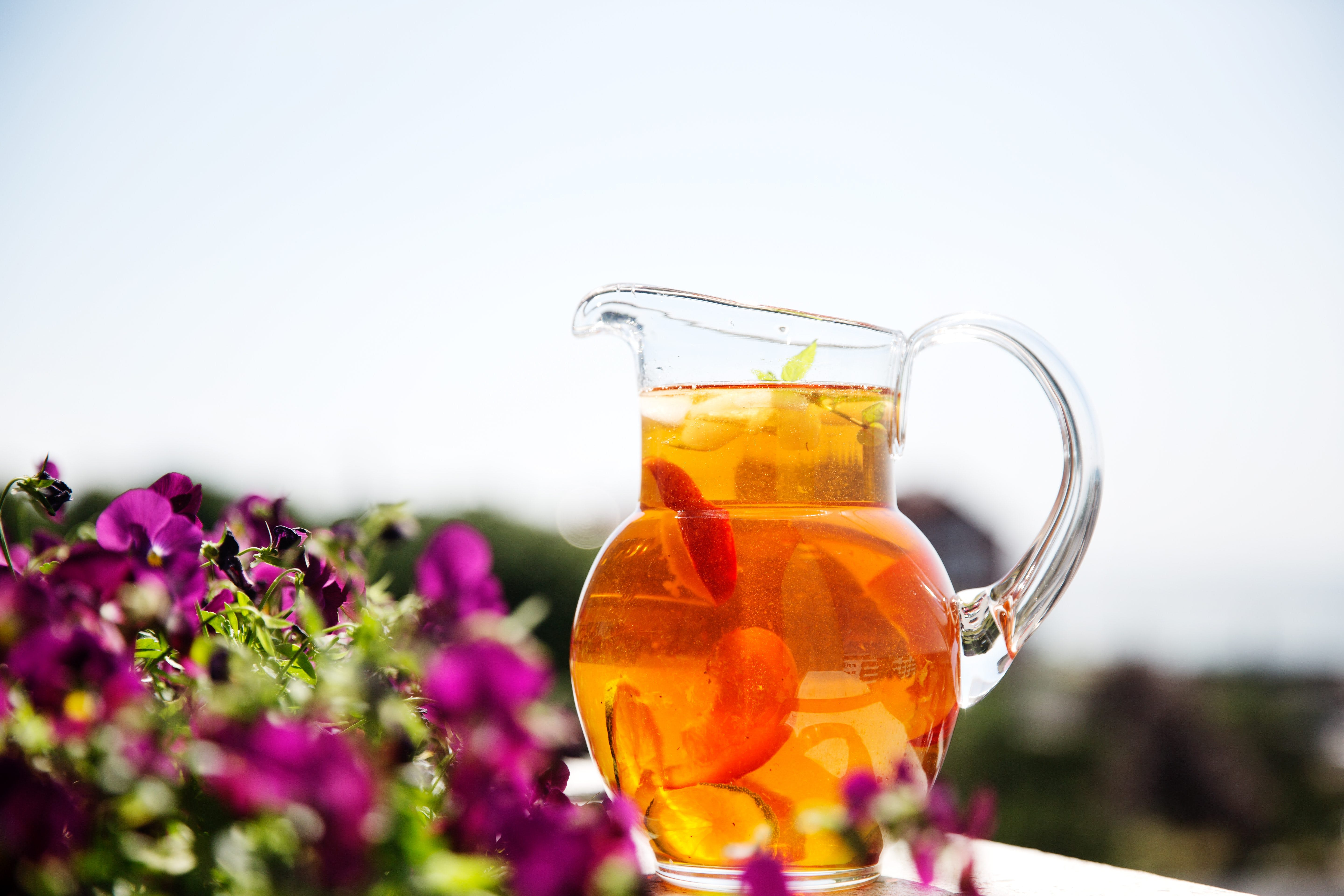 Iced Tea — Classic Low-Carb Beverage