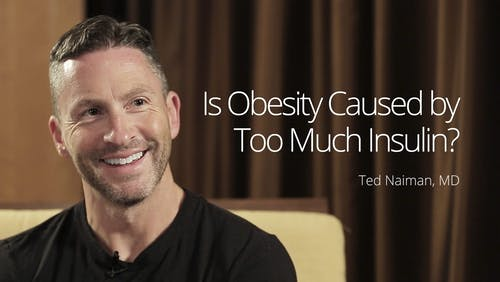 Is obesity caused by too much insulin?