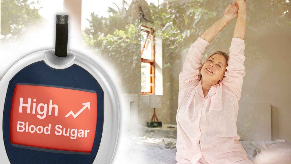 The dawn phenomenon – why are blood sugars high in the morning?