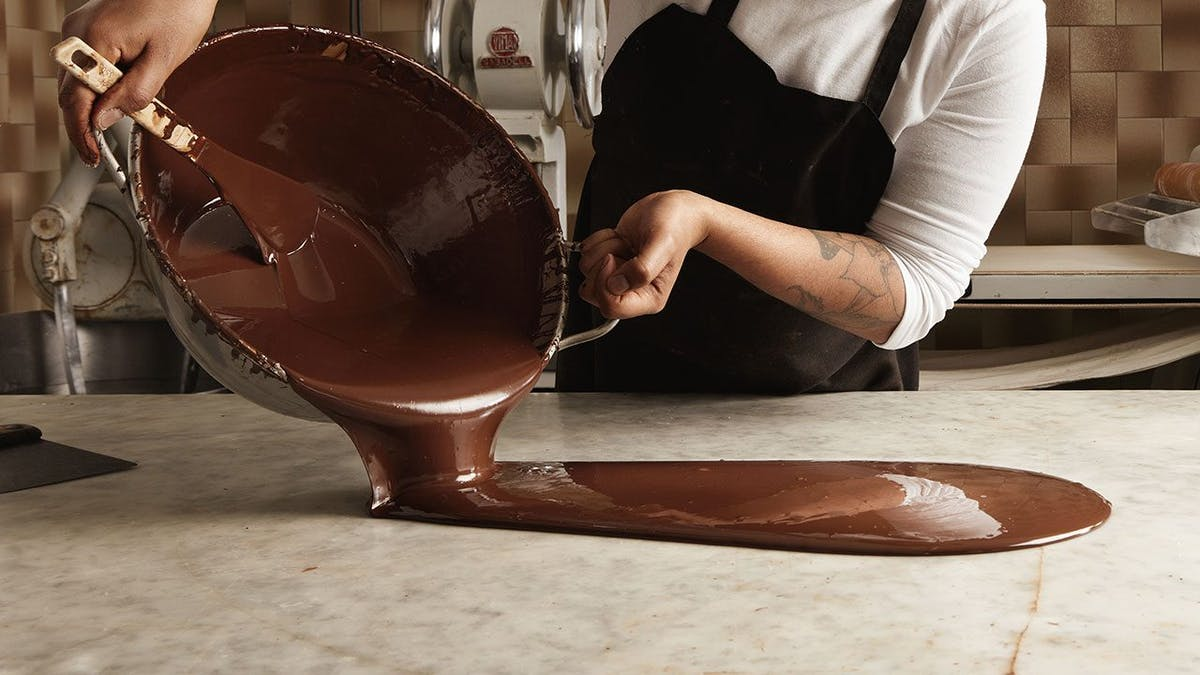 """Electric Fields to Make """"Healthy Low-Fat Chocolate""""? No Kidding!"""
