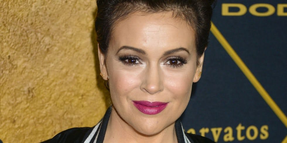 Low-Carb Hacks by Actress Alyssa Milano