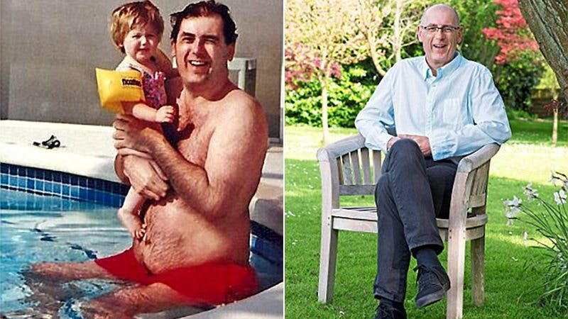 "The diet that made me ""not-so-big"" Phil"