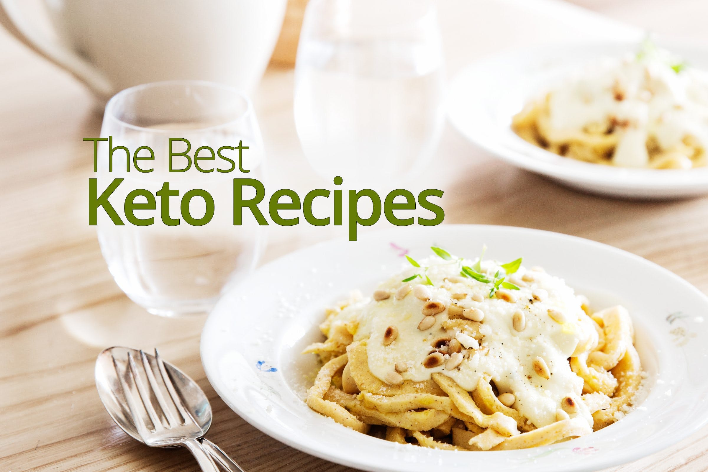 The Best Keto Recipes
