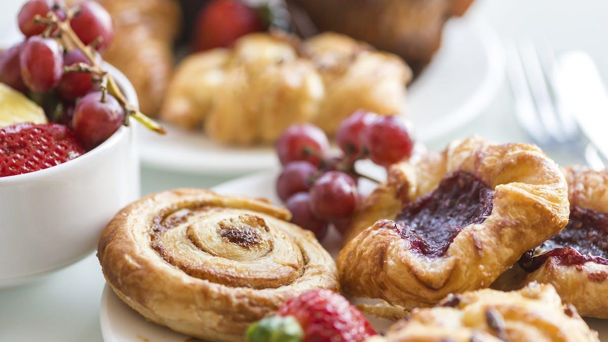 Breakfast? More like dessert!