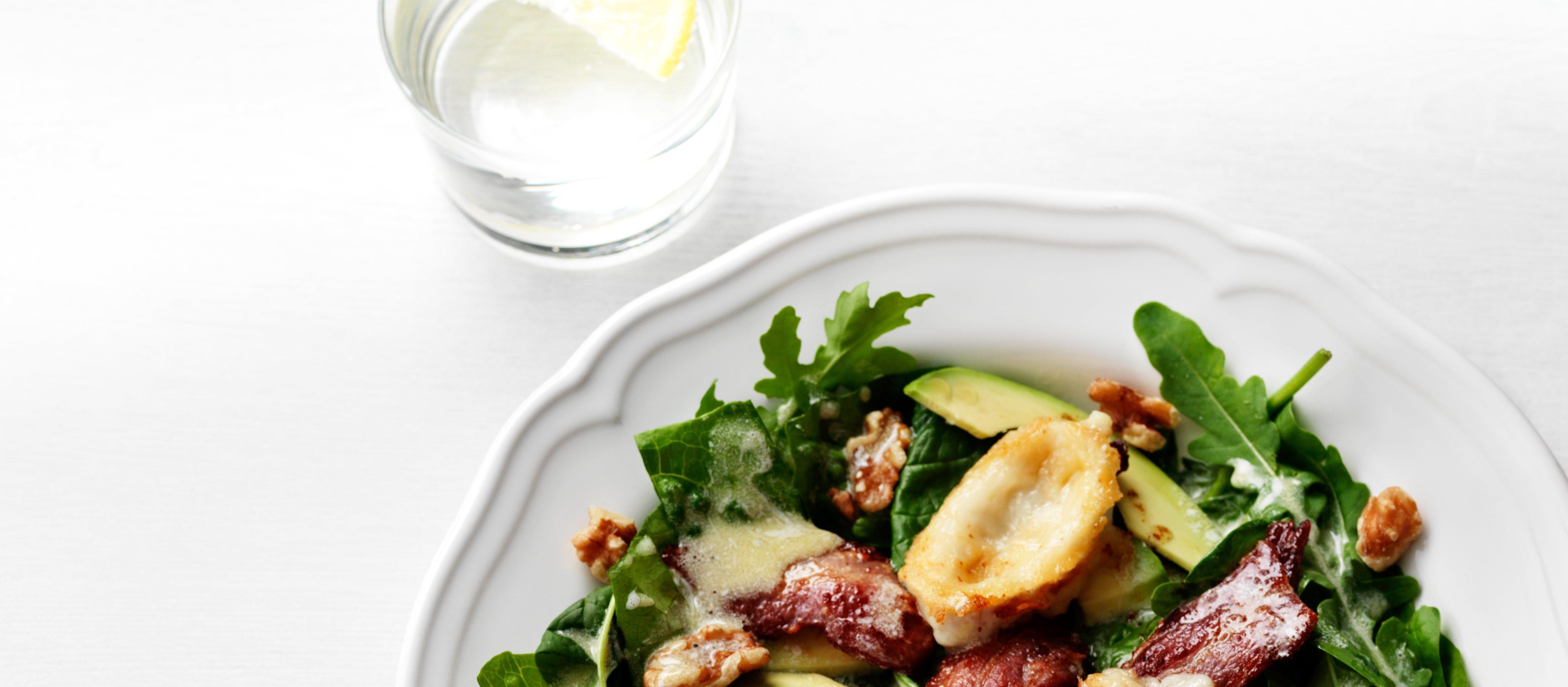Low-carb salads