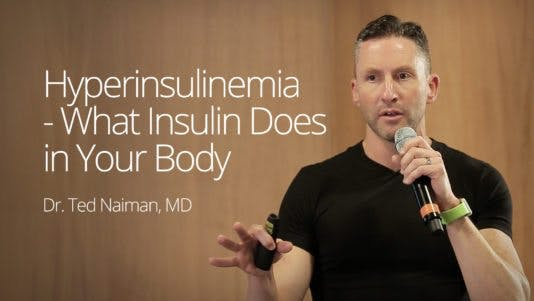 Hyperinsulinemia – What Insulin Does in Your Body