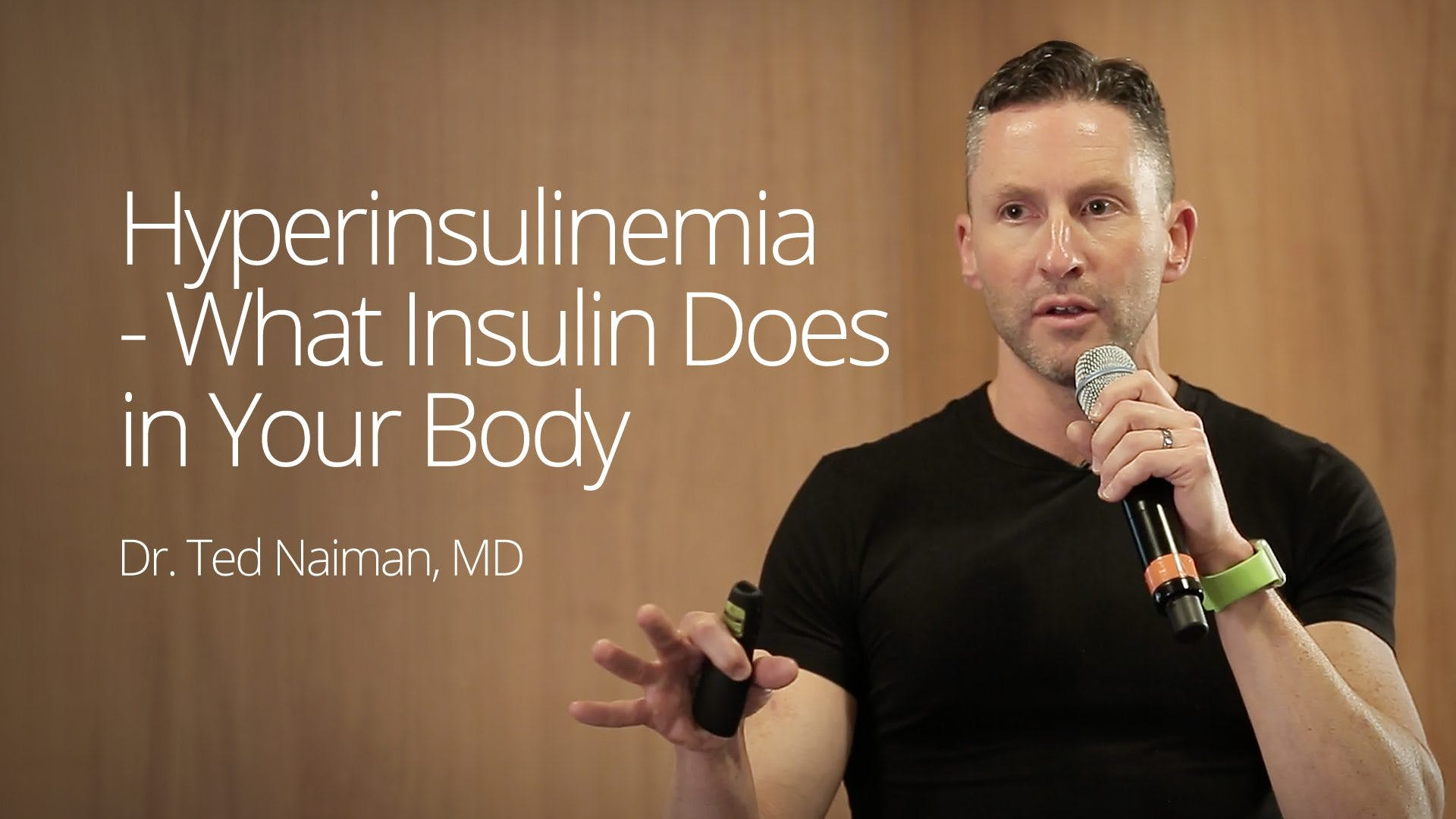 Hyperinsulinemia - What Insulin Does in Your Body