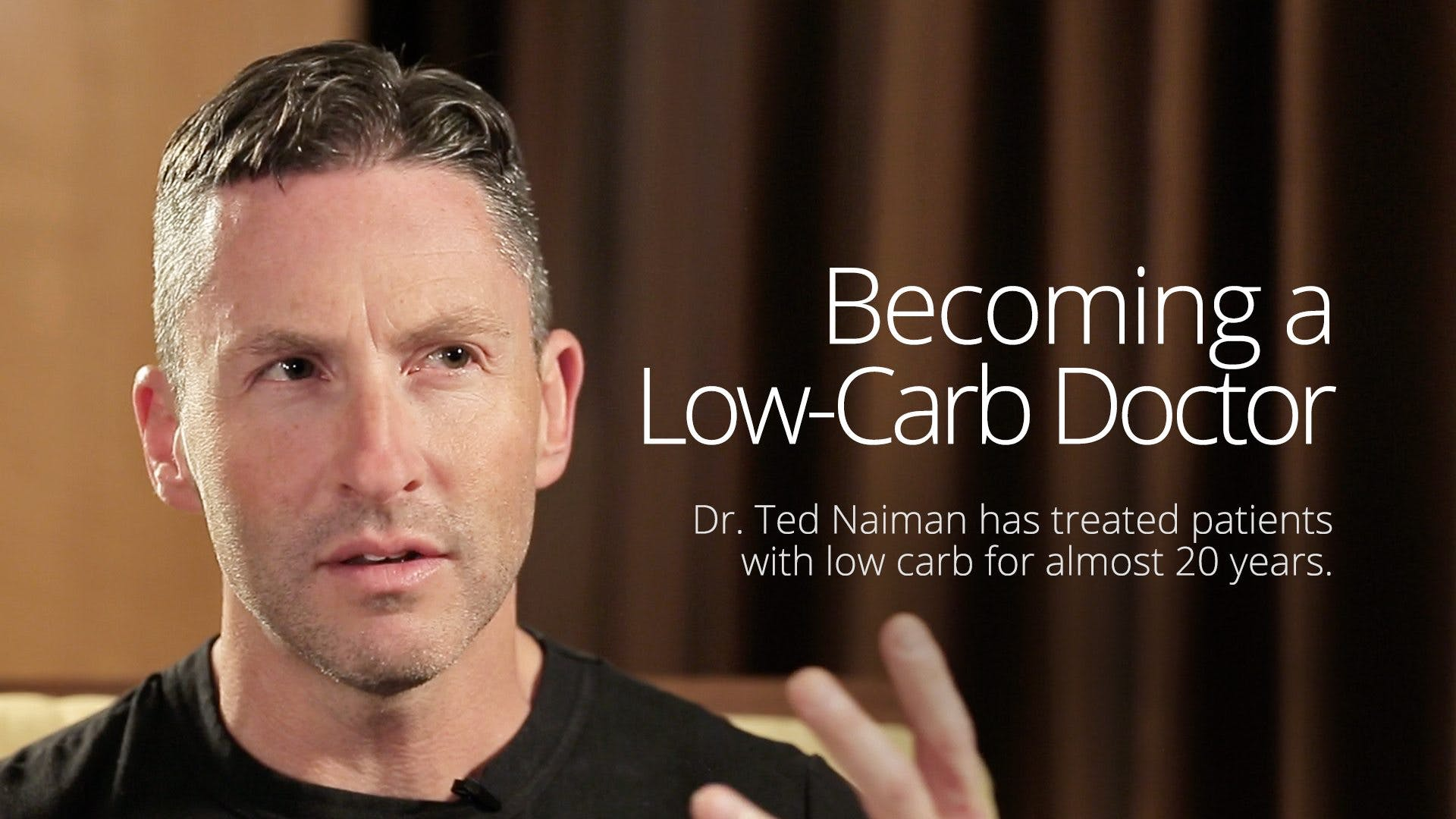 Becoming a low-carb doctor