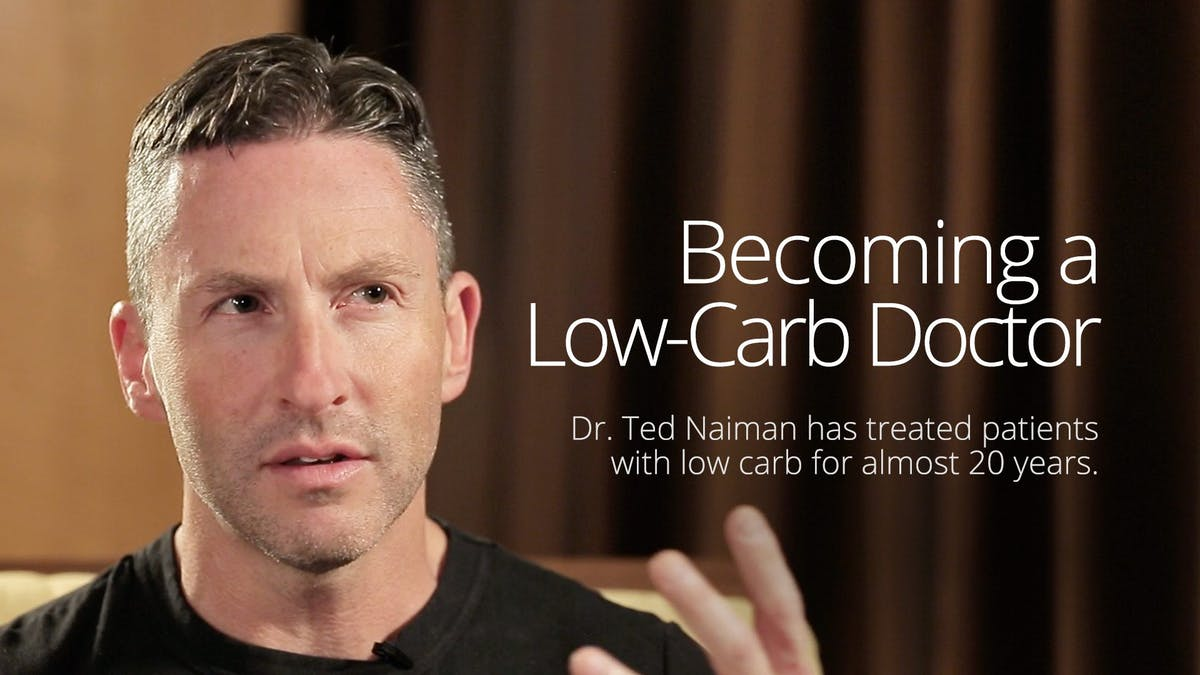 Finding a Low-Carb Doctor – Interview with Dr. Ted Naiman