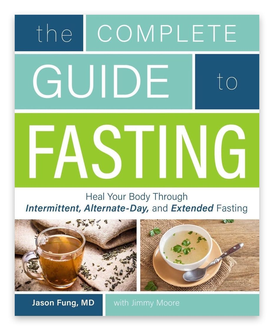 The Complete Guide to Fasting – Preorder for up to 75% Off