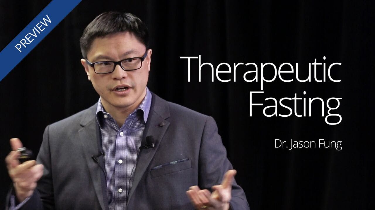 Therapeutic Fasting with Dr. Jason Fung