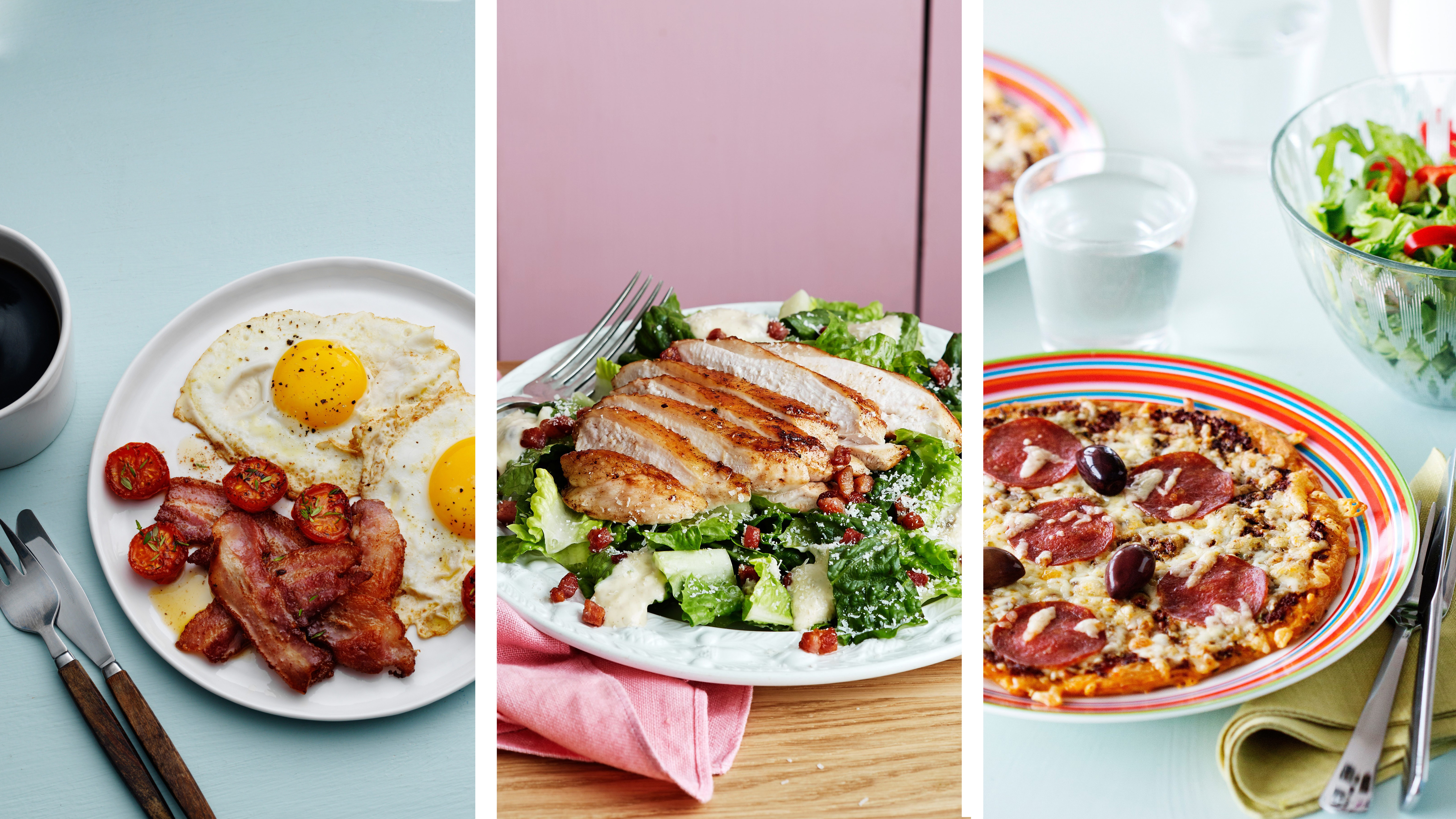 How many meals do you eat on the keto diet