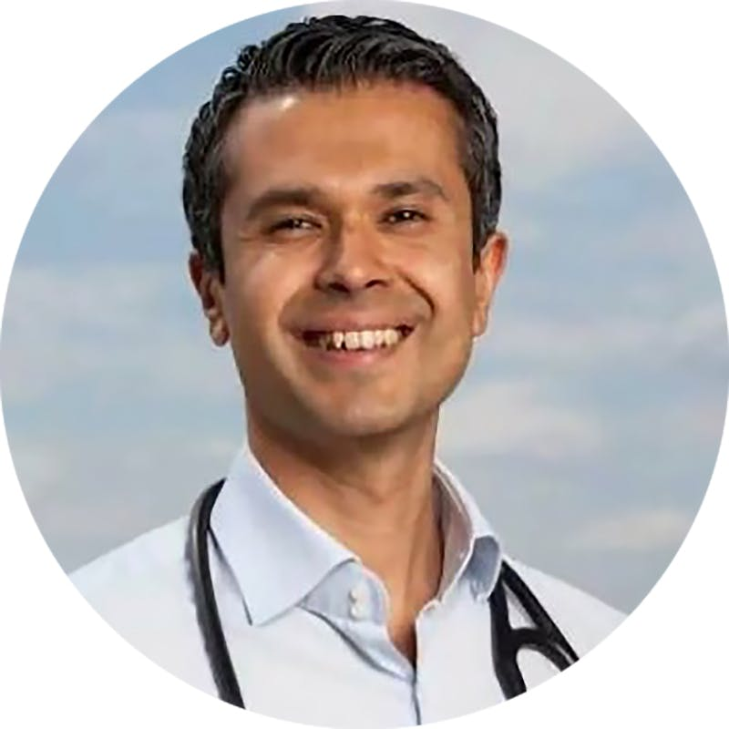 Dr. Aseem Malhotra, MD