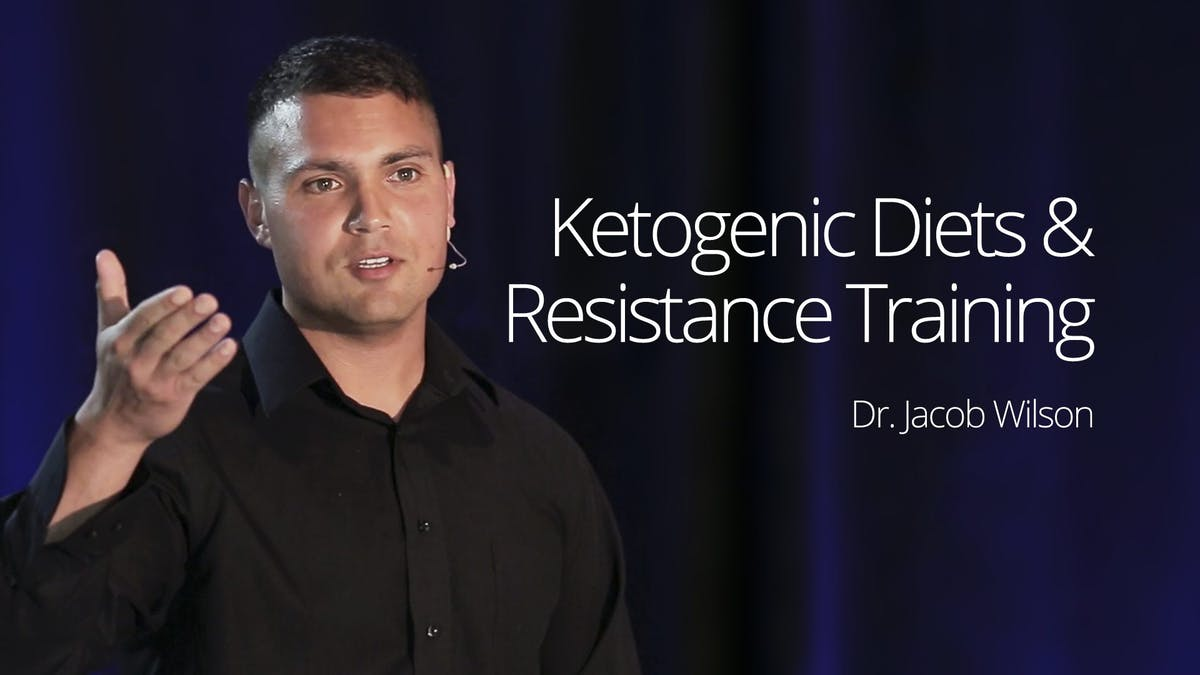 Ketogenic diets and resistance training