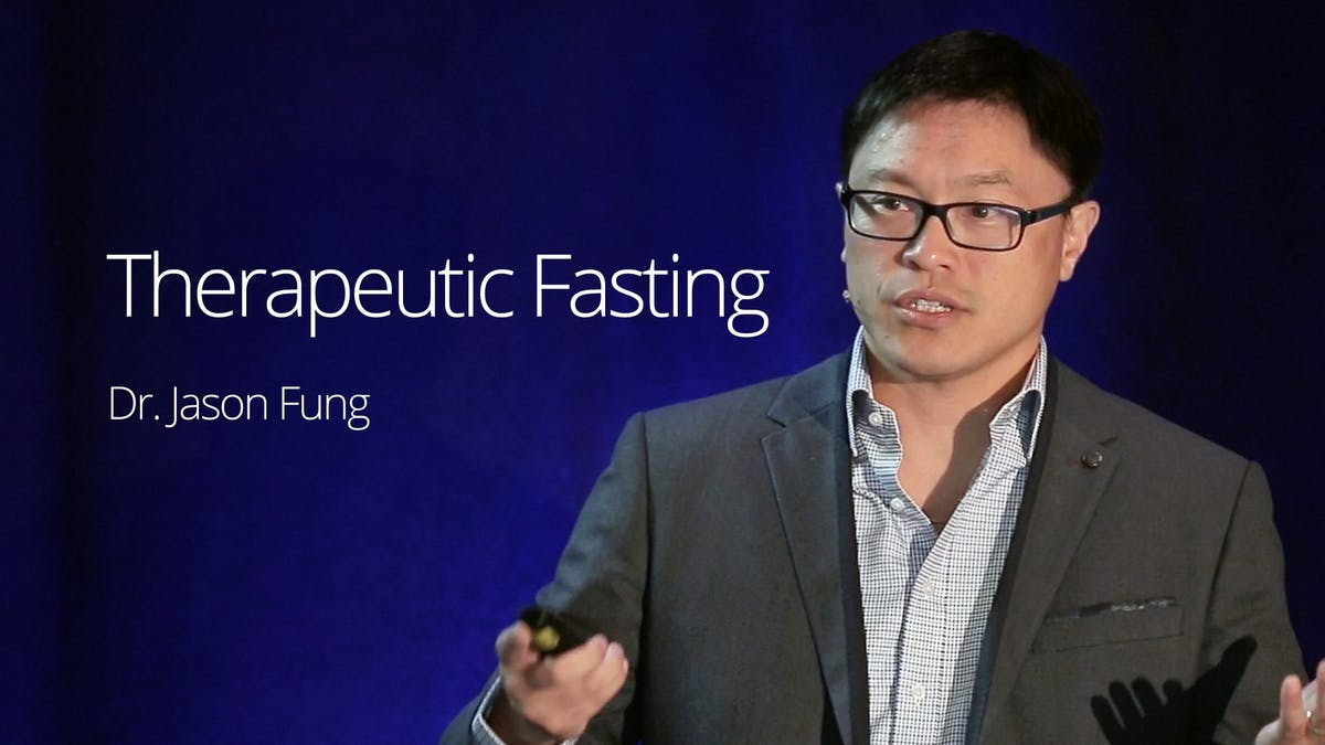 Therapeutic Fasting – Dr. Jason Fung
