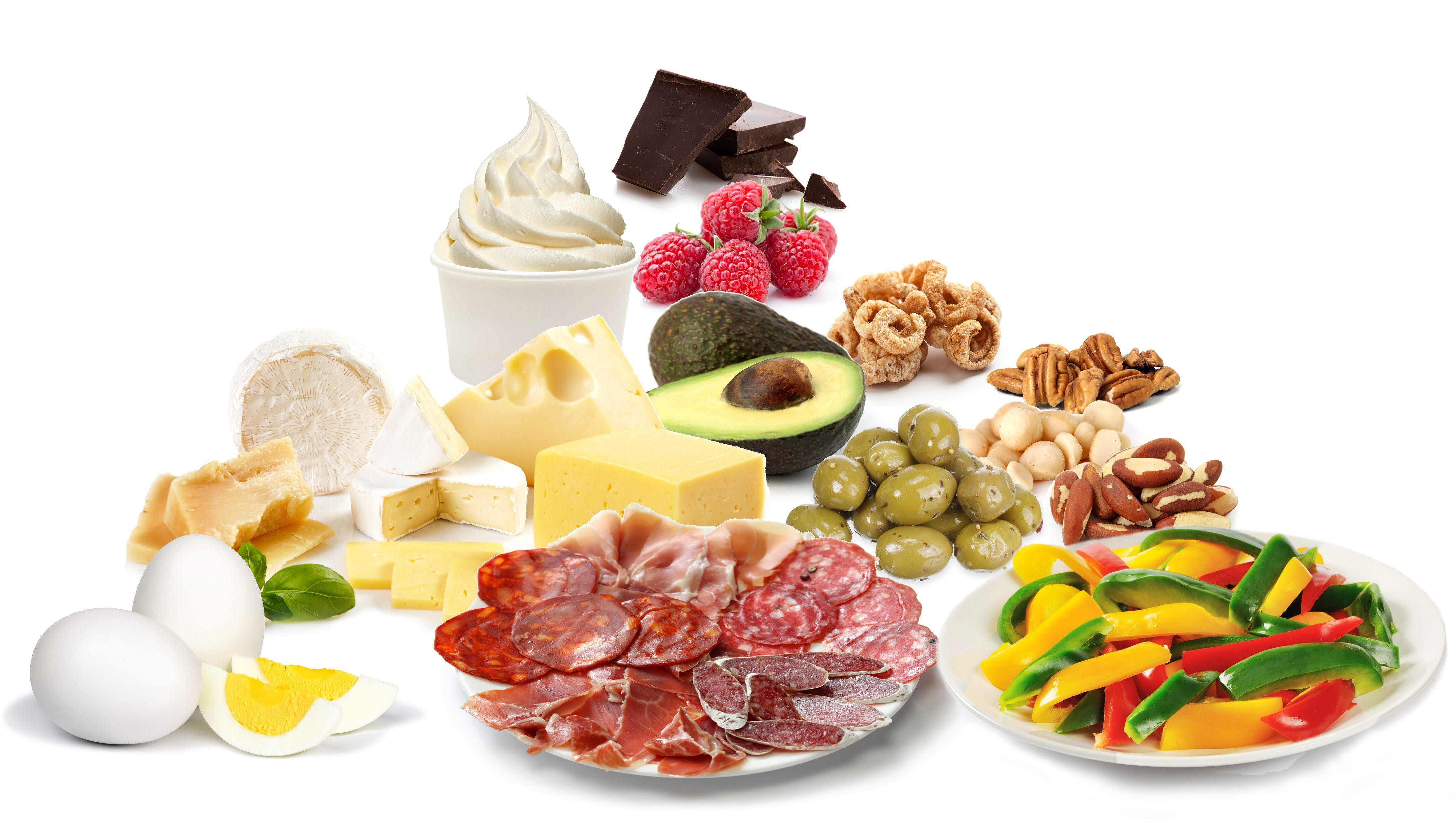 Low-Carb Snacks Guide