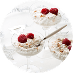 Dairy-free low-carb desserts