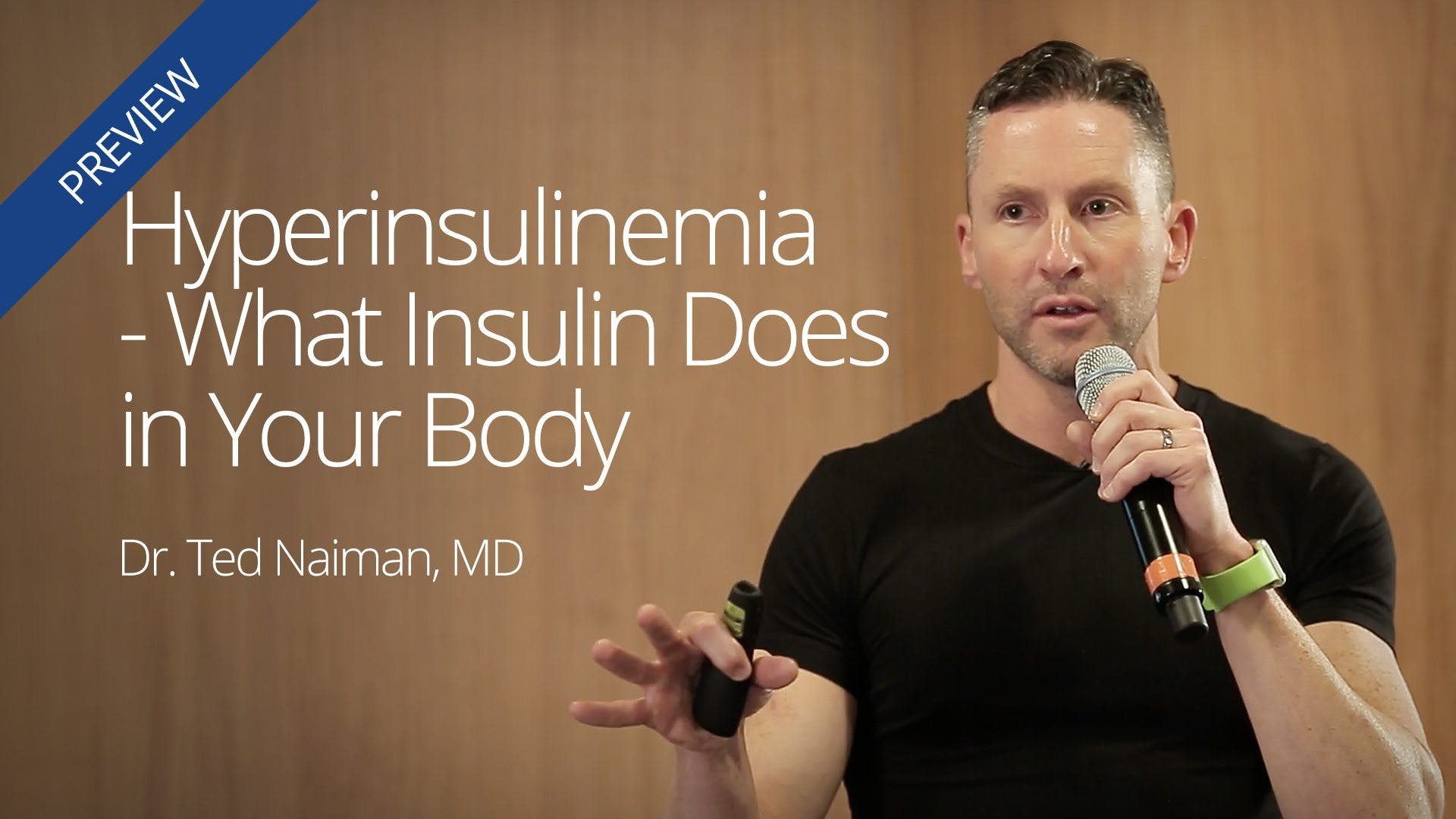Hyperinsulinemia –What Insulin Does in Your Body