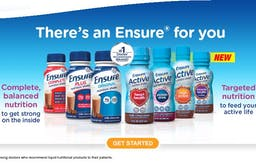 """Ensure – the """"healthy"""" drink that contains mostly sugar and refined carbs"""
