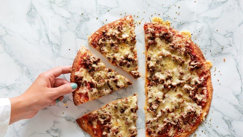 Fat Head Pizza - the #1 Top Keto Pizza
